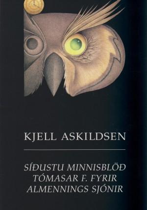 Síðustu minnisblöð Tómasar F. fyrir almennings sjónir