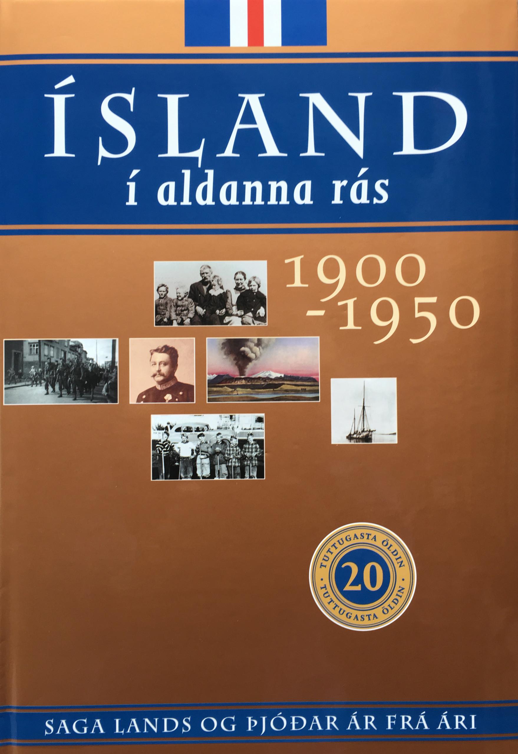 Ísland í aldanna rás: 1900-1950