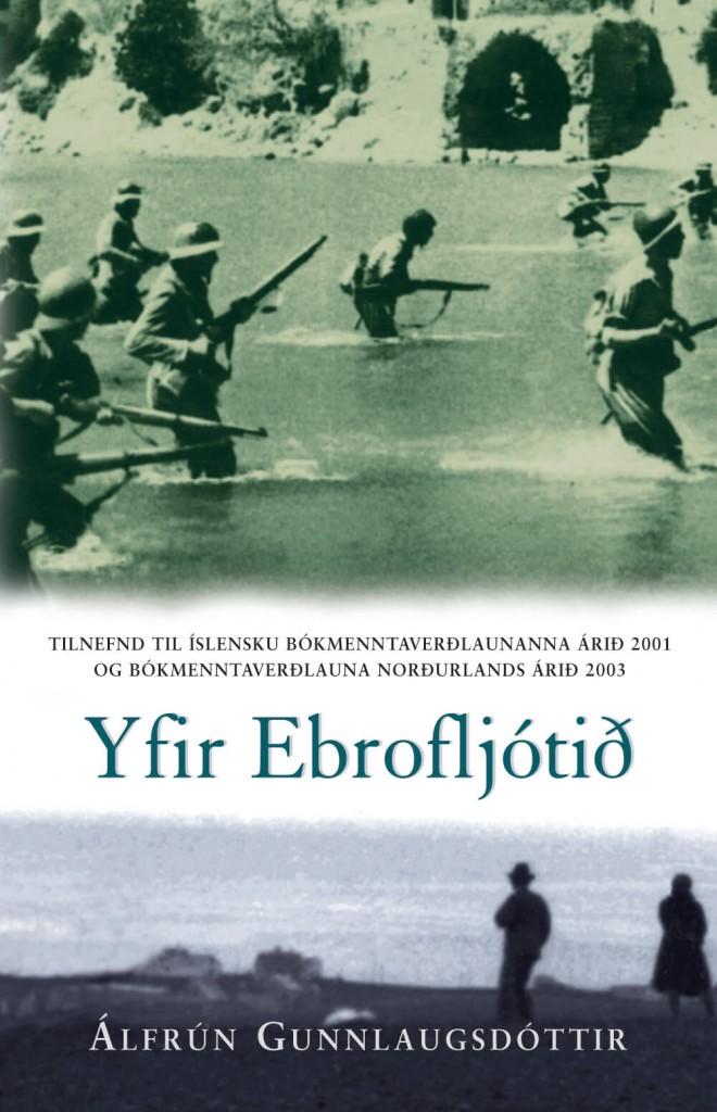 Yfir Ebrofljótið - Álfrún Gunnarsdóttir