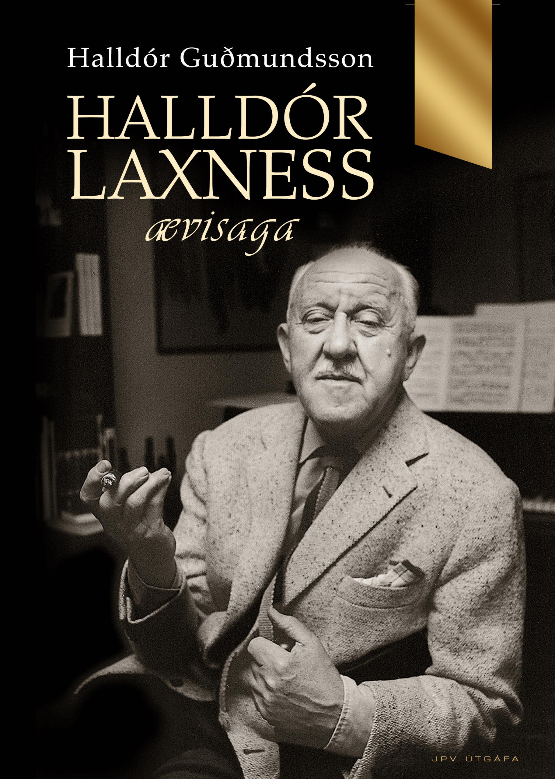 Halldór Laxness – ævisaga