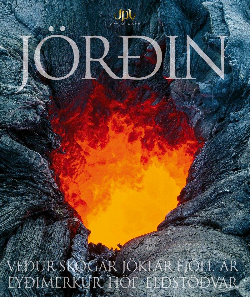 Jörðin – leiðsögn í máli og myndum