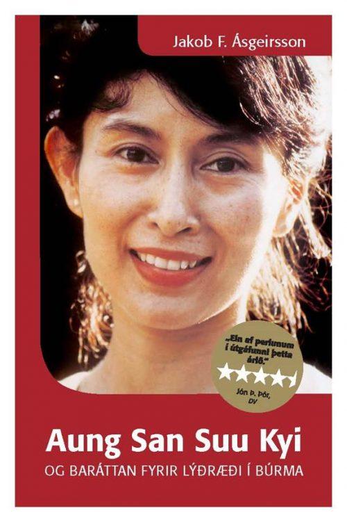 Aung San Suu Kyi og baráttan fyrir lýðræði í Búrma