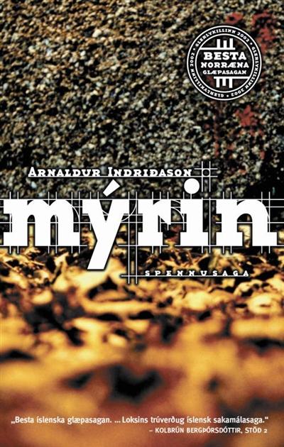 Mýrin: Erlendur #6 (2000)