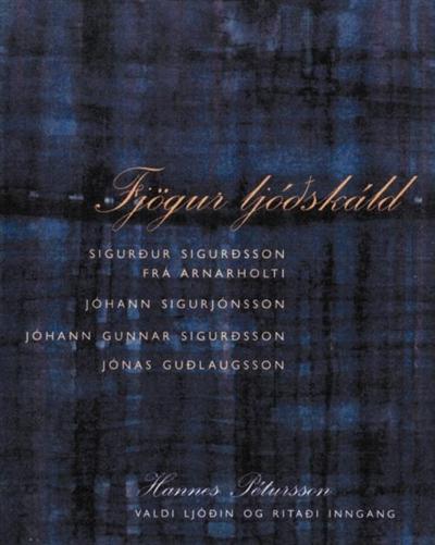 Fjögur ljóðskáld