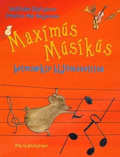 Maxímús Músíkús heimsækir hljómsveitina