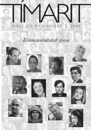 TMM 3. hefti 2009