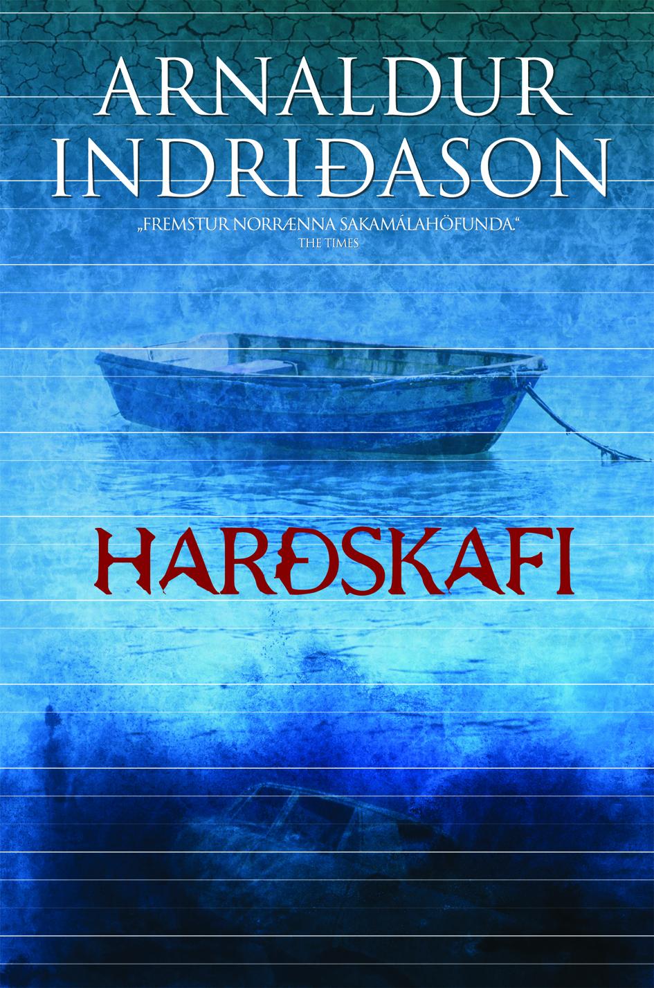 Harðskafi: Erlendur #11 (2007)