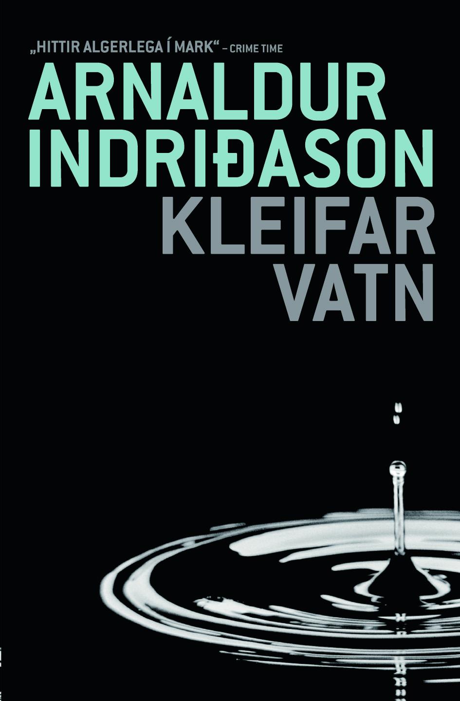 Kleifarvatn: Erlendur #9 (2004)
