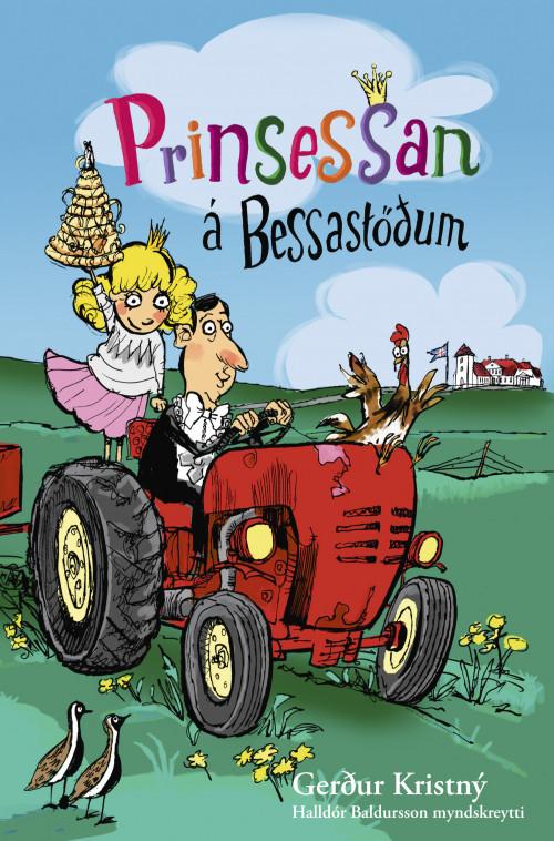 Prinsessan á Bessastöðum