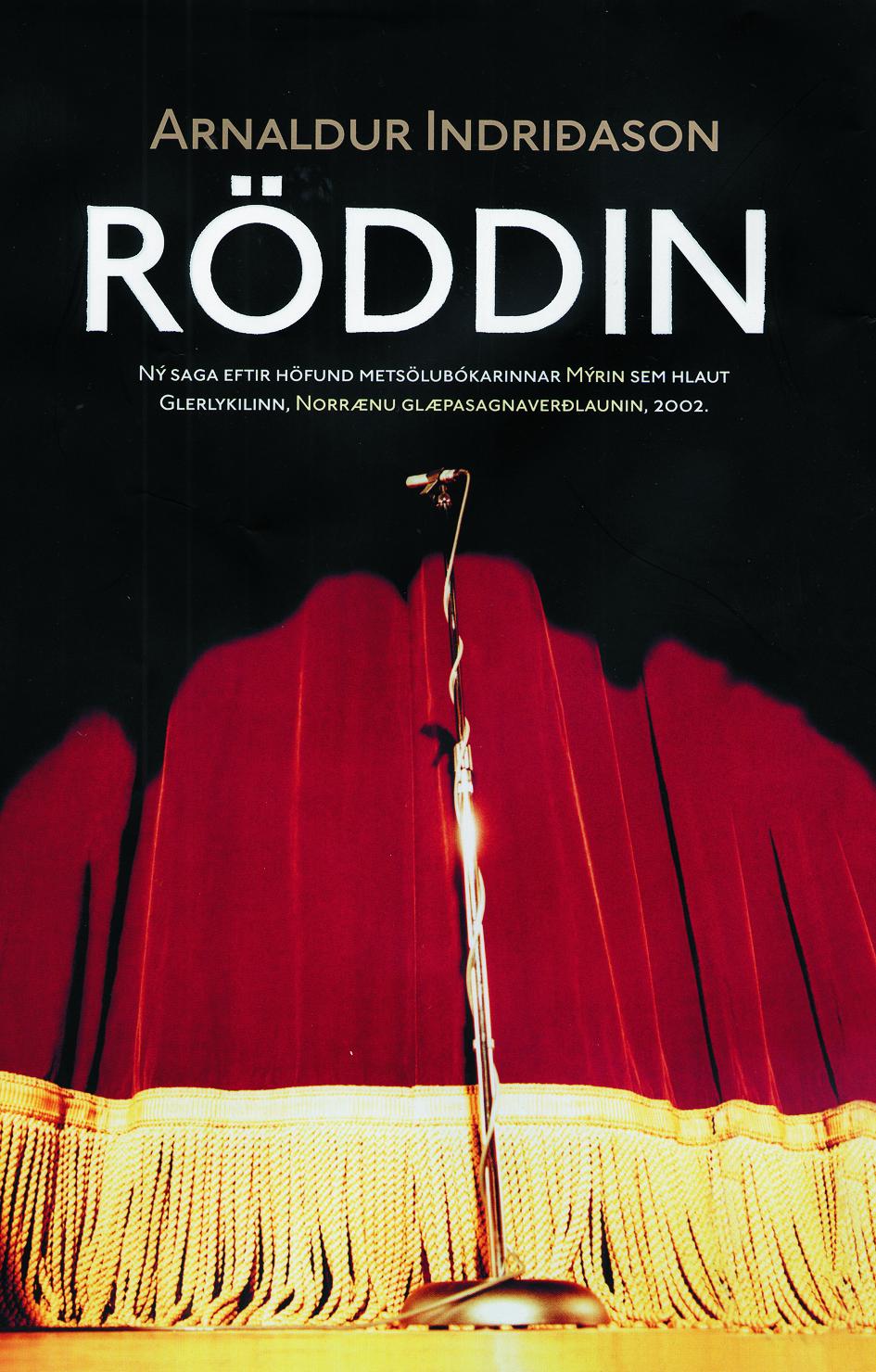 Röddin: Erlendur #8 (2002)