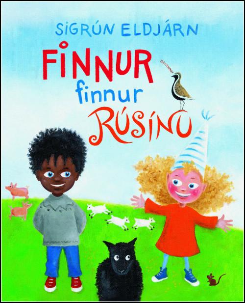 Finnur finnur rúsínu eftir Sigrúnu Eldjárn
