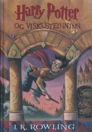 Harry Potter og viskusteinnin