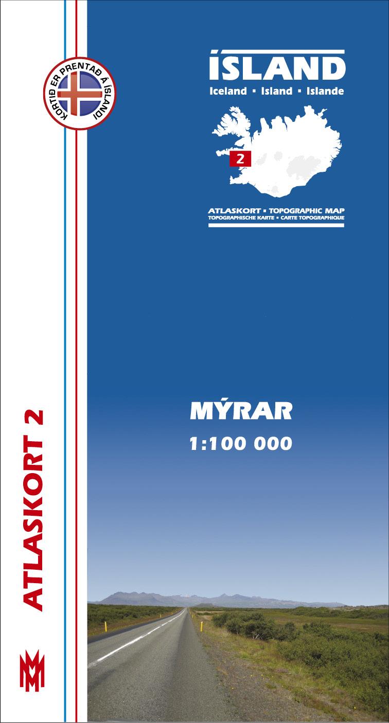 Atlaskort: Mýrar