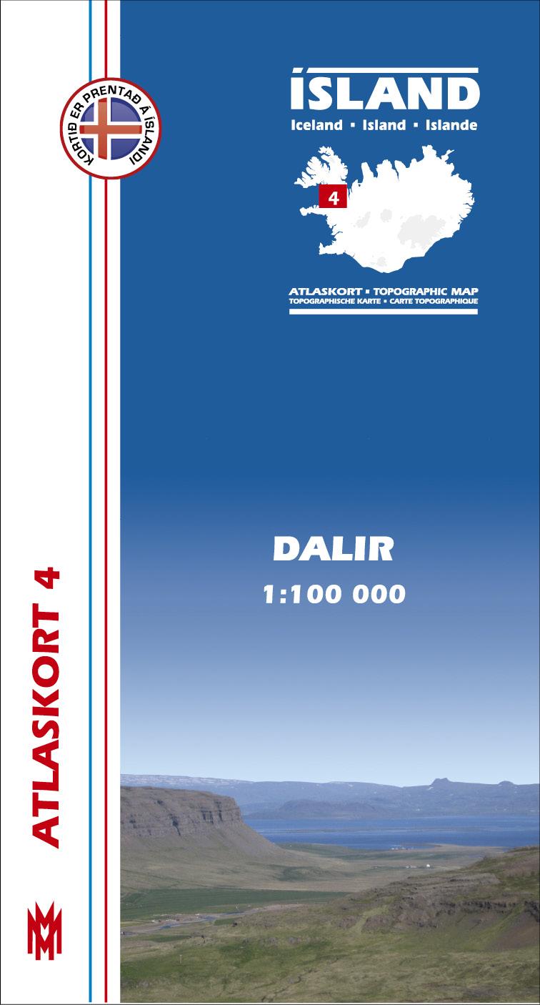 Atlaskort: Dalir