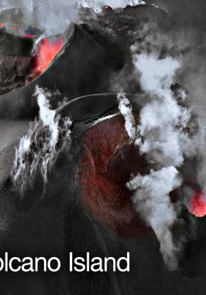 Volcano Island eftir Sigurgeir Sigurjónsson