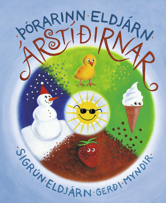 Árstíðirnar eftir Sigrúnu og Þórarinn Eldjárn
