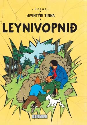 Leynivopnið