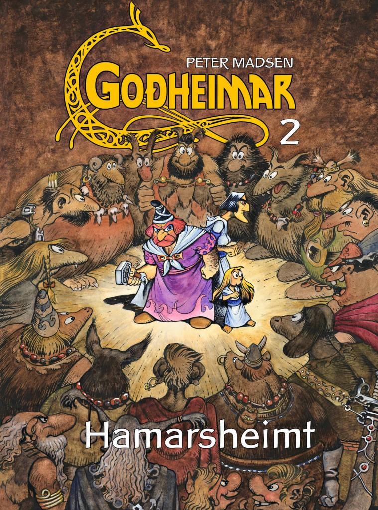 Goðheimar 2: Hamarsheimt