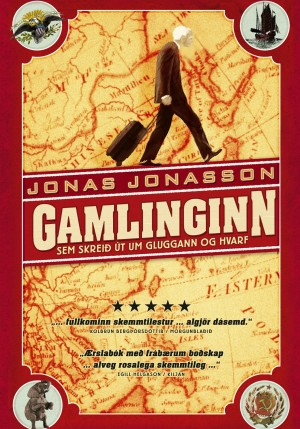Gamlinginn sem skreið út um gluggann og hvarf eftir Jonas Jonasson