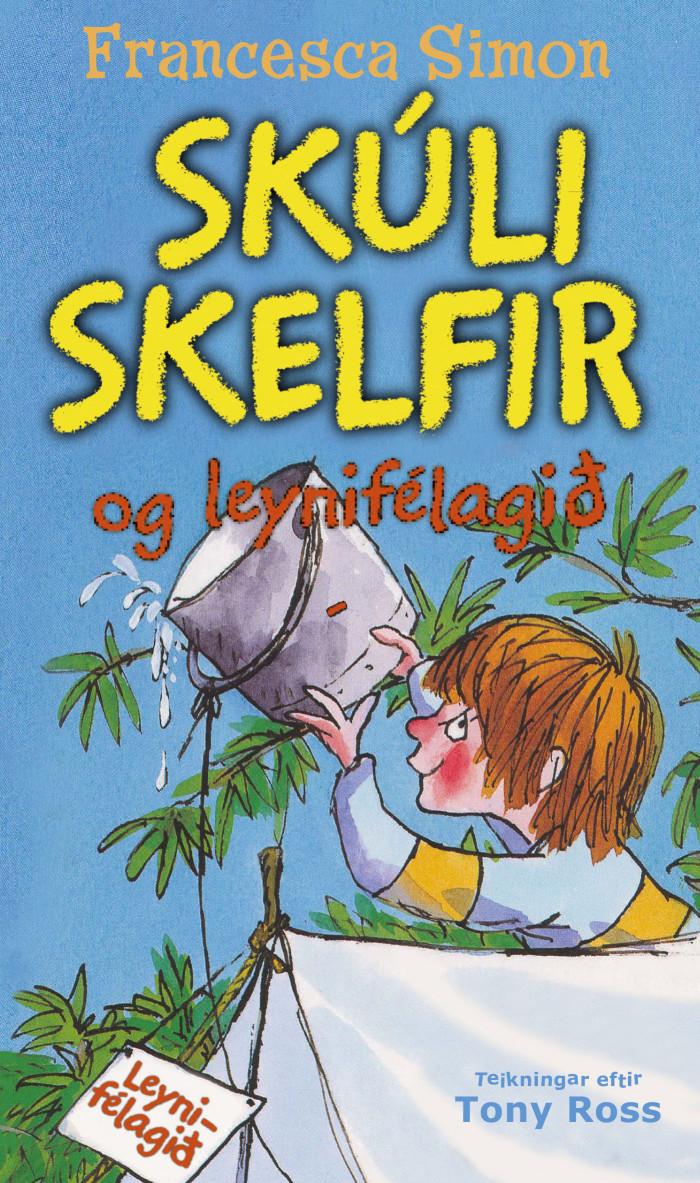 Skúli skelfir og leynifélagið