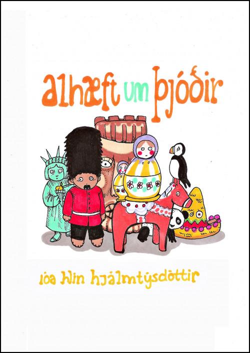 Alhæft um þjóðir eftir Lóu Hlín