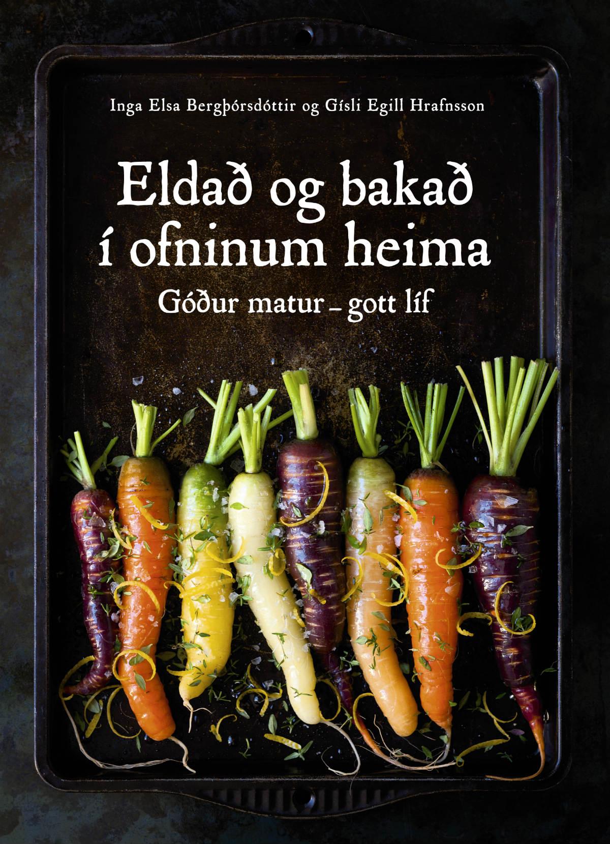Eldað og bakað í ofninum heima