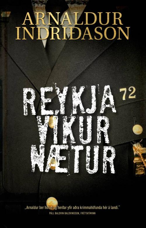 Reykjavíkurnætur eftir Arnald Indriðason