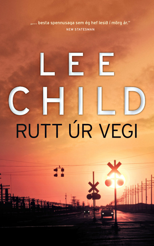 Rutt úr vegi Lee Child