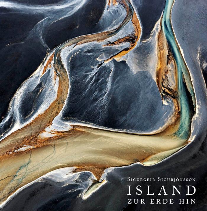 Island: zur Erde hin
