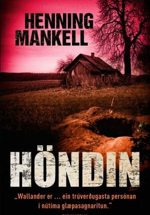 Höndin eftir Henning Mankell