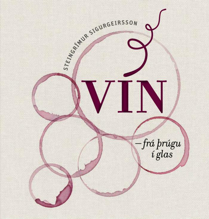 Vínbók eftir Steingrím Sigurgeirsson