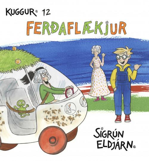 Kuggur 12 - Ferðaflækjur