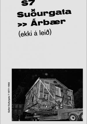 S7 – Suðurgata >> Árbær (ekki á leið)