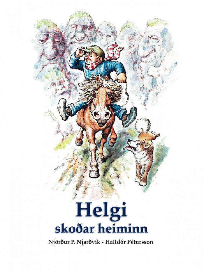 Helgi skoðar heiminn