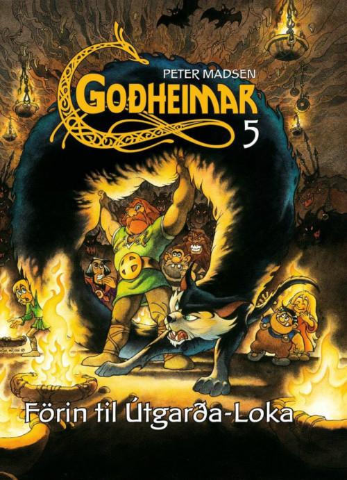 Goðheimar 5: Förin til Útheima-Loka