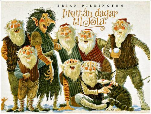 Þrettán dagar til jóla