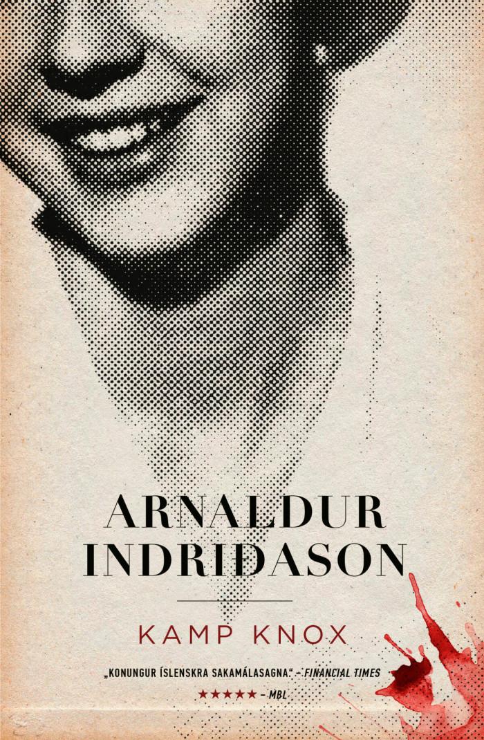 Kamp Knox eftir Arnald Indriðason