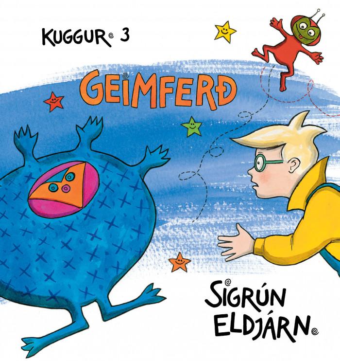 Geimferð