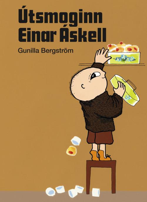 Útsmoginn, Einar Áskell