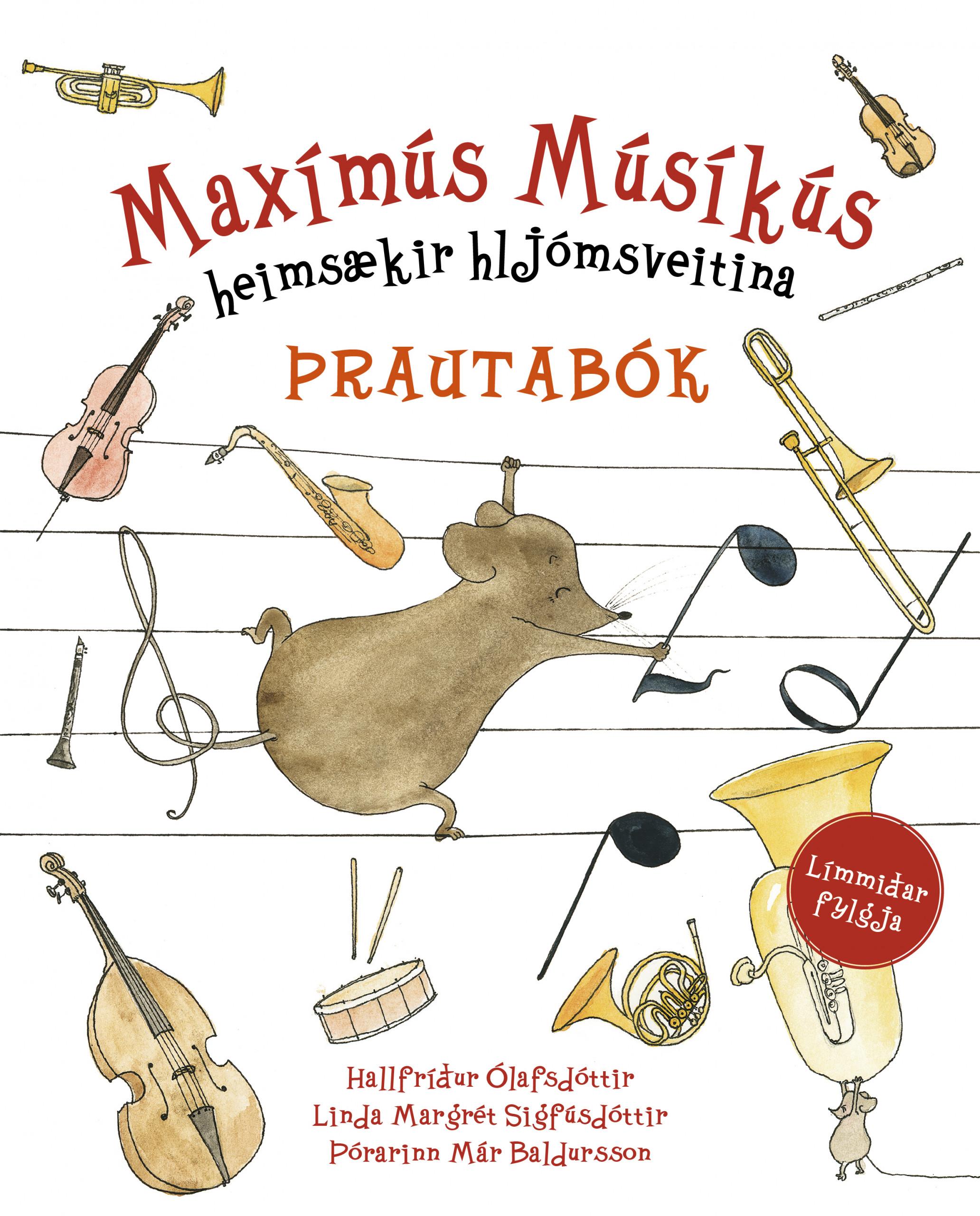 Maxímús Músíkús – Þrautabók