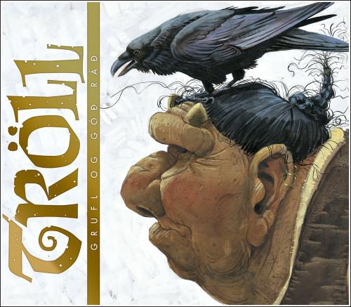 Tröll - grufl og góð ráð eftir Brian Piklington