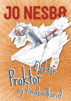 Doktor Proktor og tímabaðkarið