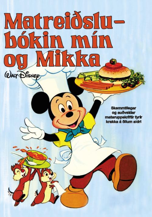 Matreiðslubókin mín og Mikka