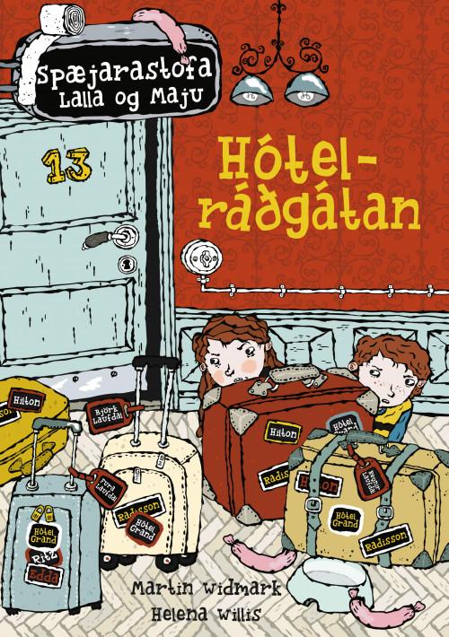 Hótelráðgátan