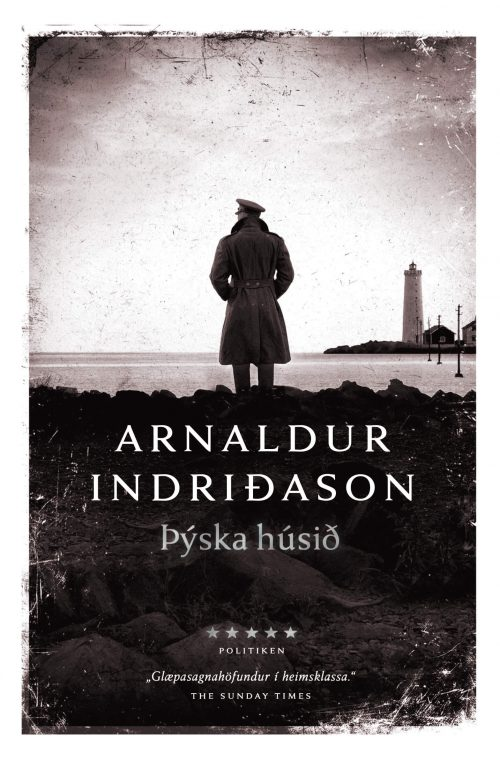 Þýska húsið eftir Arnald Indriðason