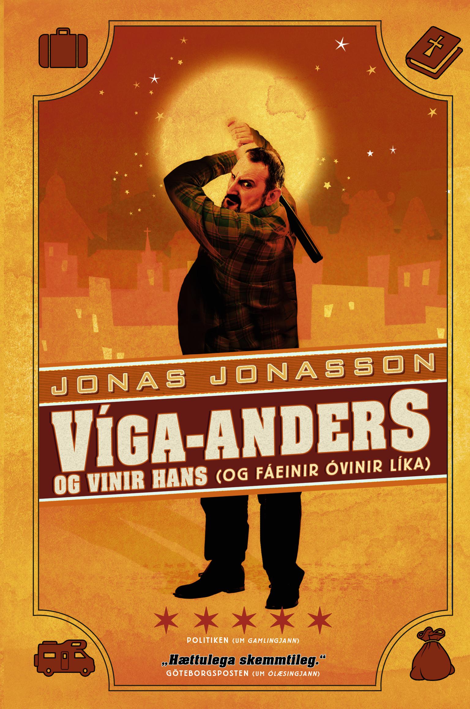 Víga Anders og vinir hans