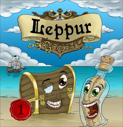 Leppur og fjársjóðurinn