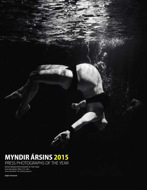 Myndir ársins 2015