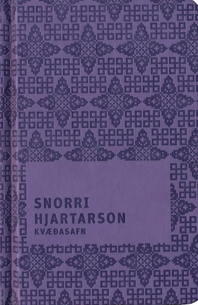 Snorri Hjartarson - Kvæðasafn