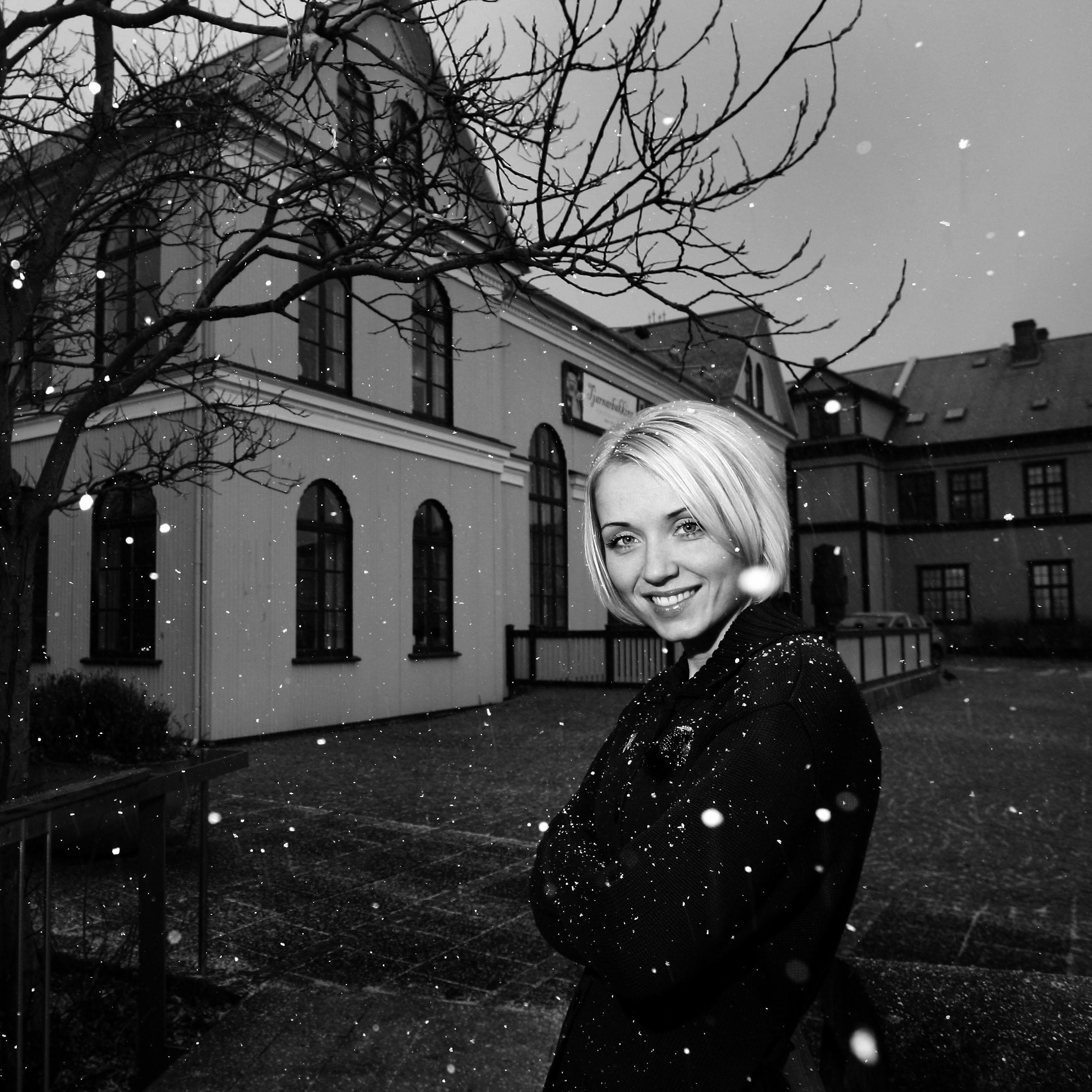 Þórdís Elva Þorvaldsdóttir